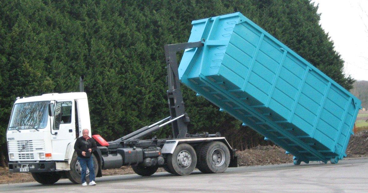 Вывоз контейнеров