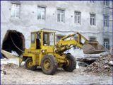 Вывоз строительного мусора в Санкт-Петербурге (СПБ)